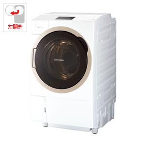(標準設置料込)TW-127X7L-W 東芝 12.0kg ドラム式洗濯乾燥機【左開き】グランホワイト TOSHIBA