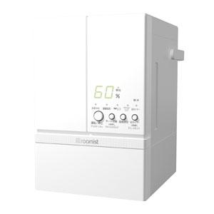 SHE60RD-W 三菱重工 スチーム式加湿器(木造10畳まで/プレハブ洋室17畳まで ピュアホワイト) roomist(ルーミスト)