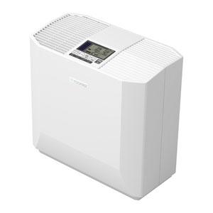 SHK50RR-W 三菱重工 ハイブリッド式(温風気化+気化)加湿器(木造8.5畳まで/プレハブ洋室14畳まで クリアホワイト) roomist(ルーミスト)