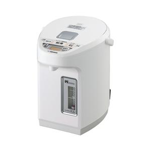 CV-WB22-WA 象印 マイコン沸とうVE電気まほうびん 2.2L ホワイト ZOJIRUSHI 優湯生(ゆうとうせい) [CVWB22WA]