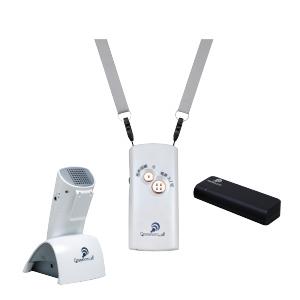CS-60G エムケー電子 ワイヤレススピーカーシステム 携帯型 みみもとくんμ