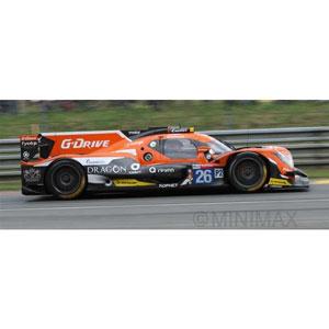 1/18 Oreca 07 - Gibson No.26 G-Drive Racing 24H Le Mans 2018【18S399】 スパーク