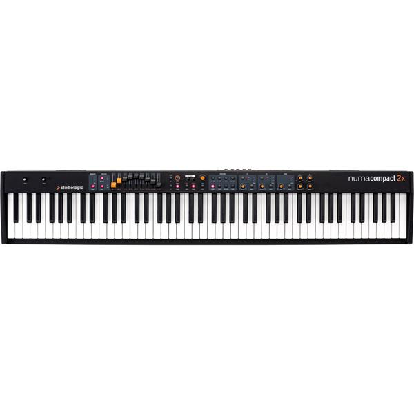 NUMACOMPACT2X スタジオロジック 88鍵ステージピアノ Numa Compact 2x STUDIOLOGIC