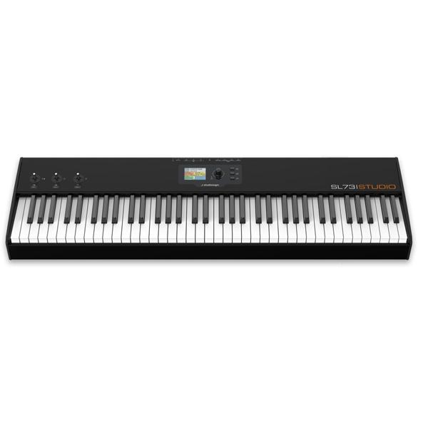 SL73-STUDIO スタジオロジック 73鍵MIDIキーボード・コントローラー SL73 Studio STUDIOLOGIC