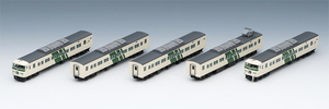 [鉄道模型]トミックス (Nゲージ) 98304 JR 185-0系特急電車(踊り子・強化型スカート)基本セットB (5両)