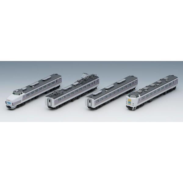 [鉄道模型]トミックス (Nゲージ) 98317 JR 485系特急電車(ひたち)基本セットB (4両)