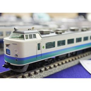 [鉄道模型]トミックス (Nゲージ) 98665 JR 485-1000系特急電車(上沼垂色)セット (6両)