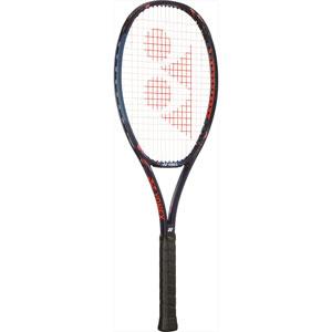 YO 18VCP100 702 G3 ヨネックス テニス ラケット(ネイビー/オレンジ・サイズ:G3・ガット未張り上げ) YONEX VCORE PRO100(Vコア プロ100)
