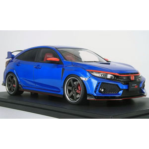 1/18 Honda CIVIC (FK8) TYPE R Blue【IG1450】 ignitionモデル