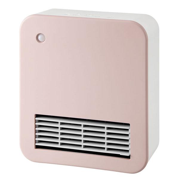 CH-T1837PK スリーアップ 人感センサー付セラミックヒーター(ピンクベージュ) 【暖房器具】Three-up