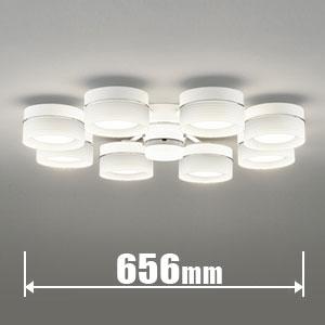 OC257013PC オーデリック LEDシャンデリア【カチット式】 ODELIC