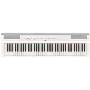 P-121WH ヤマハ ヤマハ YAMAHA 電子ピアノ(ホワイト) YAMAHA P-121WH Pシリーズ, ネットdeパーツ:c3af5471 --- ww.thecollagist.com