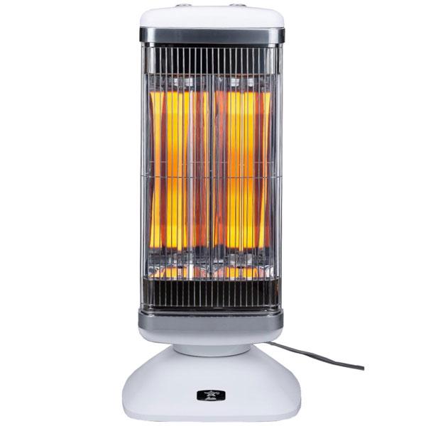AEH-2G10N(W) アラジン 電気ストーブ【カーボンヒーター】 【暖房器具】グラファイトヒーター