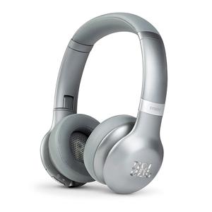 JBLV310GABTSIL JBL Bluetooth対応ダイナミック密閉型ヘッドホン(シルバー) JBL EVEREST 310GA