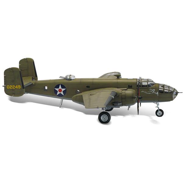 1/48 凄プラモデル B-25B ミッチェル 童友社