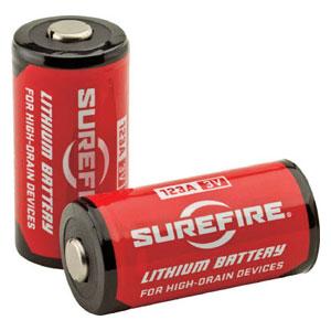 SF400BULK シュアファイヤ リチウム電池 CR123A(400個) SUREFIRE バッテリー [SF400BULK]