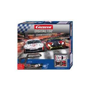 1/32 デジタルスロットカー Digital 132 High Speeder (1/32スロットカー2台入り)【20030003】 Carrera