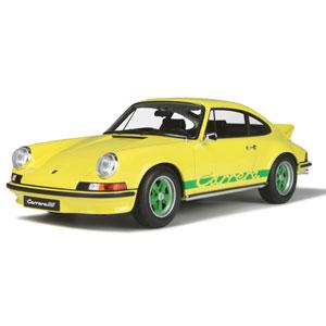 1/12 ポルシェ 911 2.7 RS ツーリング(ライトイエロー/グリーン)【GTS733】 GTスピリット