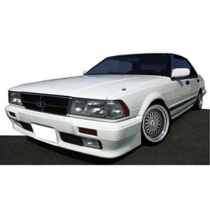 1/43 Nissan Gloria (Y31) Gran Turismo SV White【IG1256】 ignitionモデル