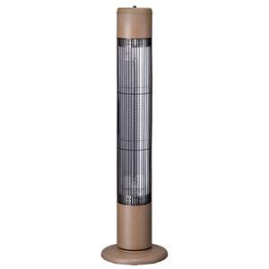CB-T1831BR スリーアップ 電気ストーブ【カーボンヒーター】(ブラウン) 【暖房器具】Three-up NOPPO(ノッポ)