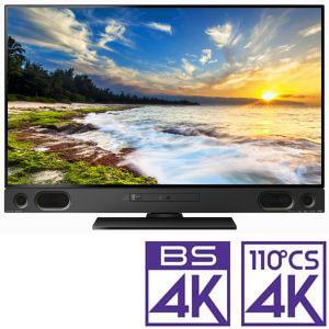 (標準設置料込_Aエリアのみ)LCD-A50XS1000 三菱 50V型地上・BS・110度CSデジタル 4Kチューナー内蔵 LED液晶テレビ (別売USB HDD録画対応) REAL
