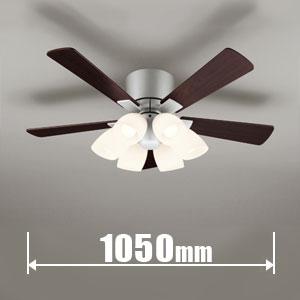 WF419LC1 オーデリック LEDシーリングファン【カチット式】 ODELIC
