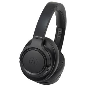 ATH-SR50BT-BK オーディオテクニカ ハイレゾ・Bluetooth対応 ダイナミック密閉型ヘッドホン(ブラック) audio-technica