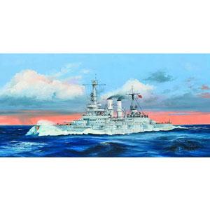 1/350 ドイツ海軍 戦艦 シュレスヴィヒ・ホルシュタイン 1935【05354】 トランペッター