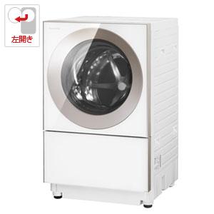 (標準設置料込)NA-VG1300L-P パナソニック 10.0kg ドラム式洗濯機【左開き】ピンクゴールド Panasonic Cuble(キューブル)