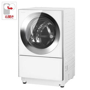 (標準設置料込)NA-VG1300R-S パナソニック 10.0kg ドラム式洗濯機【右開き】シルバーステンレス Panasonic Cuble(キューブル)