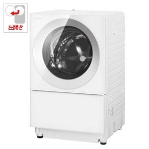 (標準設置料込)NA-VG730L-S パナソニック 7.0kg ドラム式洗濯乾燥機【左開き】ブラストシルバー Panasonic Cuble(キューブル)