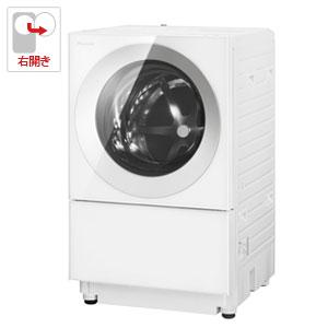 (標準設置料込)NA-VG730R-S パナソニック 7.0kg ドラム式洗濯乾燥機【右開き】ブラストシルバー Panasonic Cuble(キューブル)