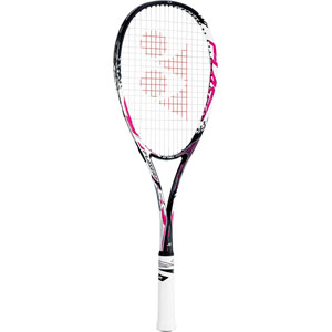 YO FLR5S 026 UL0 ヨネックス ソフトテニス ラケット(ピンク・サイズ:UL0・ガット未張り上げ)エフレーザー5S YONEX F-LASER 5S
