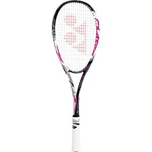 YO FLR5S 026 UXL1 ヨネックス ソフトテニス ラケット(ピンク・サイズ:UXL1・ガット未張り上げ)エフレーザー5S YONEX F-LASER 5S