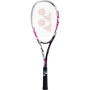 YO FLR5V 026 UL0 ヨネックス ソフトテニス ラケット(ピンク・サイズ:UL0・ガット未張り上げ)エフレーザー5V YONEX F-LASER 5V