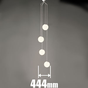 OC257106LD オーデリック LEDシャンデリア【コード吊】 ODELIC