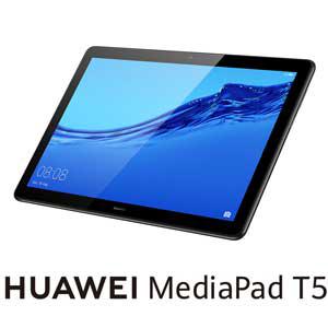 AGS2-L09-BK HUAWEI HUAWEI MediaPad T5 10 (LTEモデル) [10.1インチ/メモリ 2GB/ストレージ 16GB]