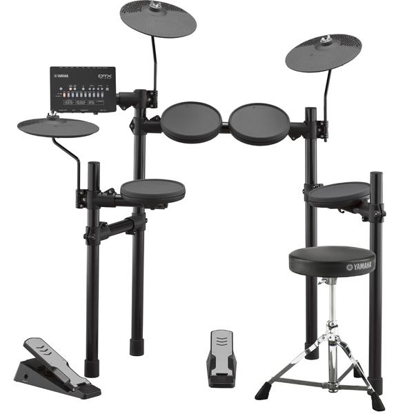 DTX402KS ヤマハ 電子ドラムセット【ドラムスローン(椅子)付属】 YAMAHA DTX402シリーズ