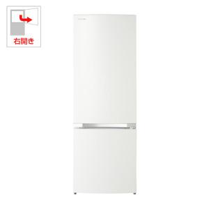 (標準設置料込)GR-P17BS-W 東芝 170L 2ドア冷蔵庫(パールホワイト)【右開き】 TOSHIBA