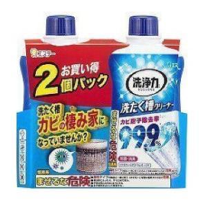 洗浄力 洗たく槽クリーナー 2個パック エステー センジヨウリキセンタクソウC2P