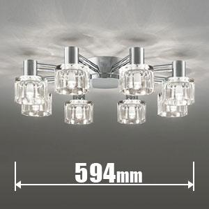 OC257018LC オーデリック LEDシャンデリア【カチット式】 ODELIC