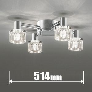 OC257020LC オーデリック LEDシャンデリア【カチット式】 ODELIC