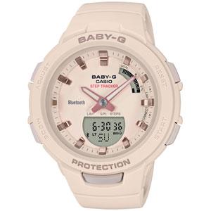 BSA-B100-4A1JF カシオ 【国内正規品】BABY-G G-SQUAD デジアナ時計 レディースタイプ [BSAB1004A1JF]【返品種別A】