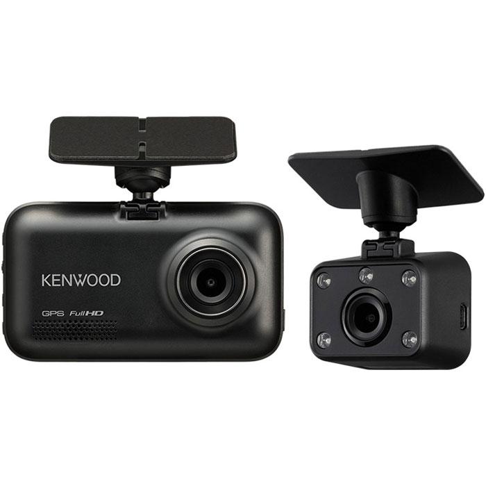 DRV-MP740 ケンウッド 車室内撮影対応2カメラドライブレコーダー KENWOOD