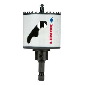 5121052 レノックス バイメタル軸付ホールソー 121mm LENOX