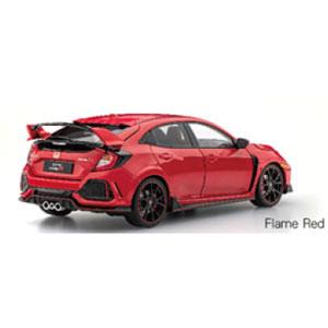 1/18 Honda CIVIC TYPE R 2017 Flame Red【81116】 EBBRO