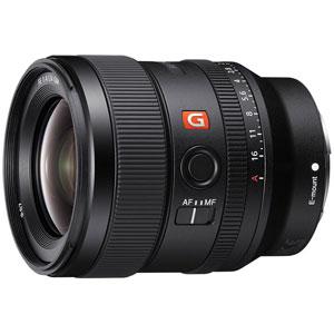 SEL24F14GM ソニー FE 24mm F1.4 GM ※FEマウント用レンズ(フルサイズミラーレス対応)