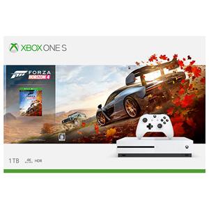 Xbox One S 1 TB (Forza Horizon 4 同梱版) マイクロソフト [234-00567 XboxOneS FH4ドウコン]