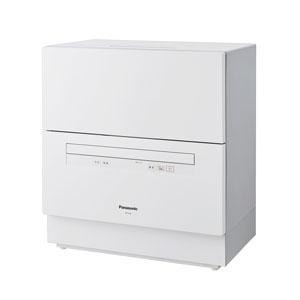 NP-TA2-W パナソニック 食器洗い乾燥機(ホワイト) 【食洗機】 Panasonic
