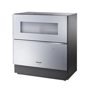 NP-TZ100-S パナソニック 食器洗い乾燥機(シルバー) 【食洗機】 【食器洗い機】Panasonic